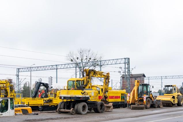 Action Rail & Civil Engineering Ltd Project Management